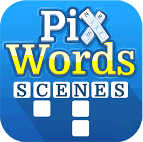 Pixwords Scenes livello 55